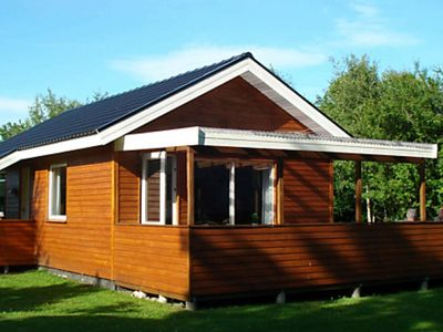 Photo for Spacious Holiday Home in Hadsund with Terrace