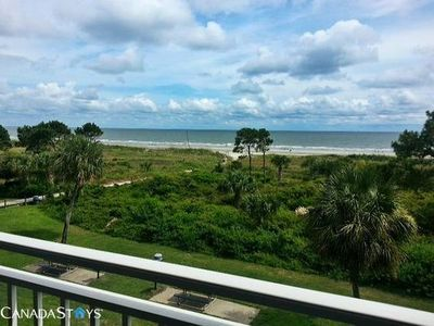 Georgious Direct Ocean Front View - Hilton Head Island