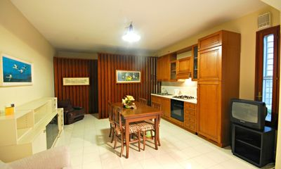 Photo for Spacious single villa 200 meters from the beach