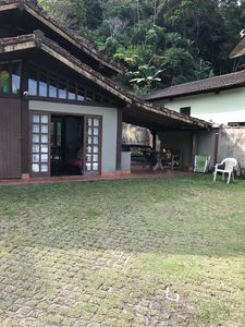 Photo for House 2suítes, 100 meters from the beach of Maresias with barbecue