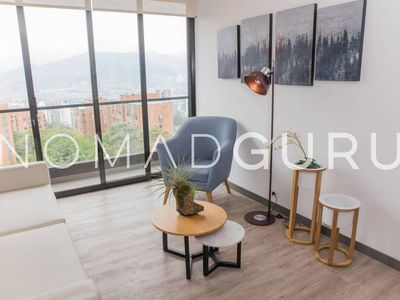 Photo for Class Suites 1002 · Deluxe Class Apartment El Poblado