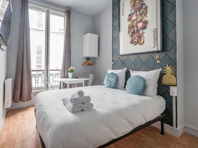 Photo for Saint-Lazare - Opéra : lovely flat for 2