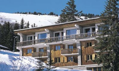 Photo for Courchevel 1850, 150 sqm, beautiful views, 100m from the slopes