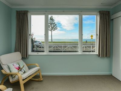 Photo for Westshore Beachfront - Napier Holiday Home