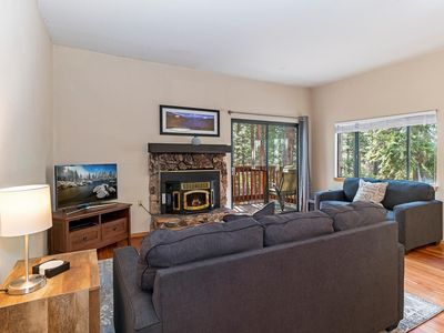 Photo for Lake Tahoe Condo- Prime Location, Walk To Downtown