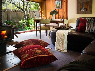 Photo for Musk Creek Hollow- Pet friendly Japanese inspired country cabin