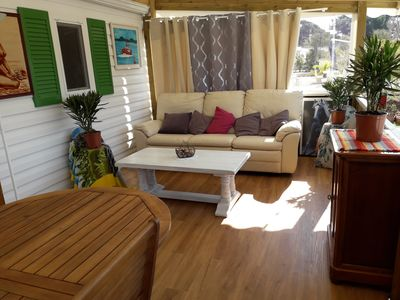 Photo for MOBIL HOME CLIMATISE