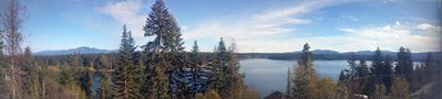 Photo for Vacation Dream Home on Hayden Lake with View - Close to Everything!