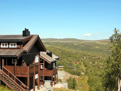 Photo for Geilo Apartment, Sleeps 8 with Pool and Free WiFi