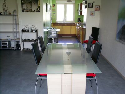 Photo for APART'MEUBLЀ NANCY-LAXOU 90M² 1 to 6 PEOPLE