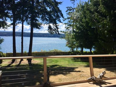 Photo for Gorgeous View Getaway on South Whidbey Island