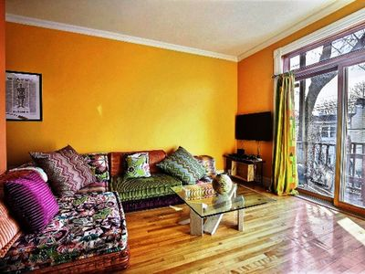 Photo for #142 Warm and Bright Apartment in Plateau Mont-Royal