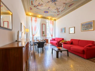 """Photo for """"RINASCIMENTO"""" City center apartment in Florence from 2 to 6 guests"""