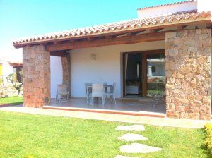 Photo for Small villa with garden in the center of Budoni, a short distance from the beach.