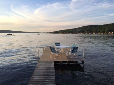 Photo for Conesus Lake Cottage Rental, Sleeps 6