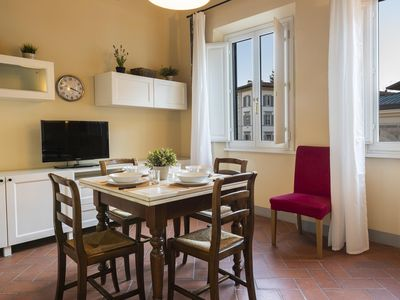 Photo for Sant'Orsola apartment in San Lorenzo with WiFi & integrated air conditioning.