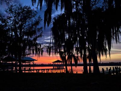 Photo for Sunset River Cottage on the Scenic St Johns River -  Just Renovated in 2017