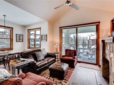Photo for Walk to Main Street & Ski  + Views from Your 2nd Floor Balcony