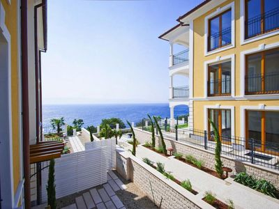 Photo for Apartments Residence Poville, Povile  in Kvarner Bucht - 5 persons, 3 bedrooms