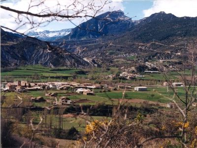 Photo for 2BR Cottage Vacation Rental in Morillo de Liena