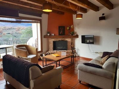Photo for 3BR Cottage Vacation Rental in Horcajo de la Sierra, Madrid
