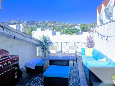 Photo for Amazing West Hollywood location - Private Rooftop Deck - 2 Bedroom Loft