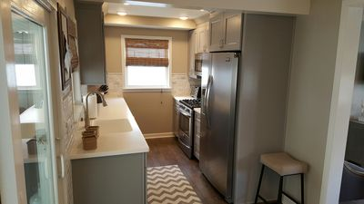 Brand New Kitchen with all stainless appliances