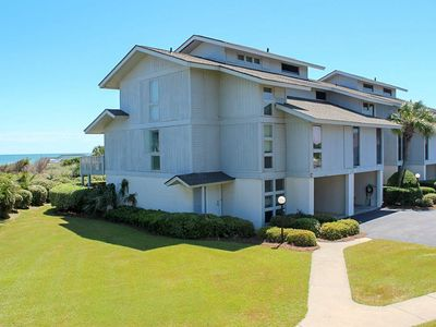 Photo for 3C Inlet Point, 3 Story Oceanfront Townhouse with Easy Beach Access