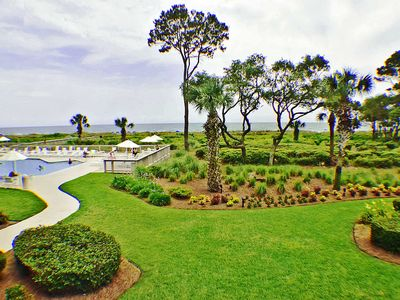 Photo for Forest Beach - 2 bedroom Oceanfront - Ocean One 217