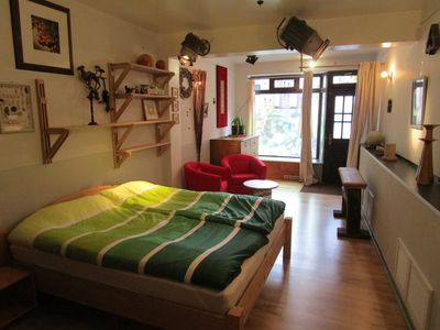 Photo for 1BR Apartment Vacation Rental in Rostock, MV