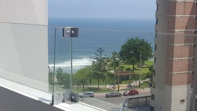 Photo for 1BR Apartment Vacation Rental in Miraflores, Municipalidad Metropolitana de Lima