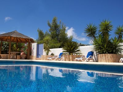 Photo for Luxury Villa, Heated Pool, 7' outdoor pool table, table tennis, close to Moraira