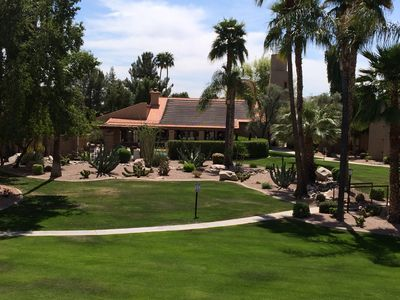 Photo for Great View in this resort style complex in McCormick Ranch.