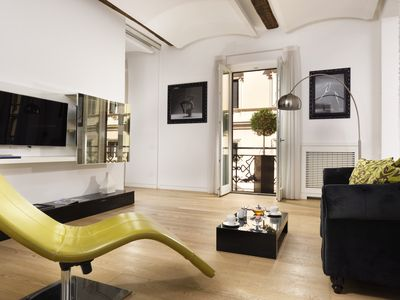 Photo for Lifestyle Home, luxury apartment perfect for an escape into the Eternal City.
