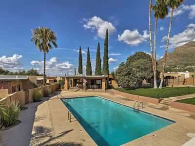 Photo for Quiet & Serene Tucson Home w/ Patios & Mtn Views!