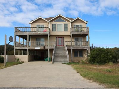 Photo for #442: Reduced Rates! OCEANSIDE in Corolla w/PRVTPool, HotTub & RecRm w/PoolTbl