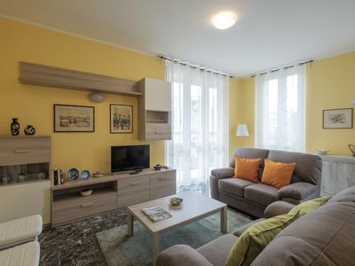 Photo for Federica's house is a comfortable apartment near the center and services