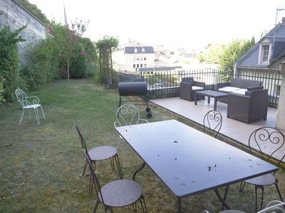 Photo for EXCEPTIONAL - GREAT DUPLEX AT THE FOOT OF THE CASTLE OF SAUMUR