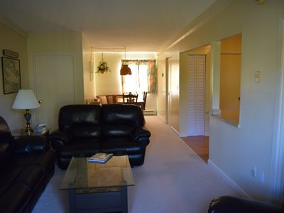 Photo for Vacation Condo Walking Distance to Weirs Beach