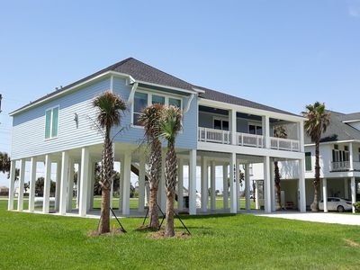 Photo for Salty Blue Mermaid: 2nd row in Indian Beach, New Construction in 2019!