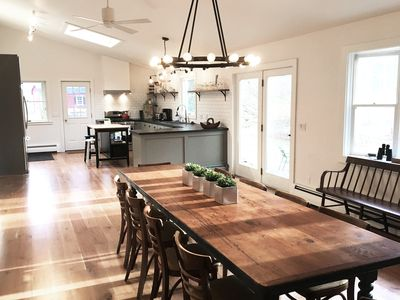 Photo for Newly Renovated Modern Farmhouse - West Saugerties / Woodstock