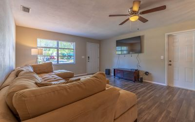 Photo for Entire  House, 10 Seconds Walk to Water w/Backyard Patio+11 free Bikes Usage