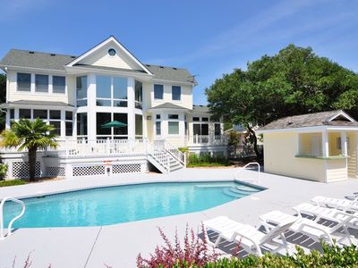 Photo for Array Of Sunshine: 3 BR / 2 BA house in Corolla, Sleeps 8