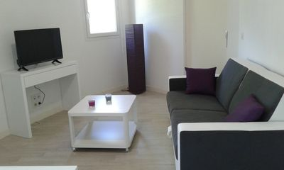 Photo for CLOSE TO THE BEACHES, APART. T2 located A ANGLET- Capacity 4 PEOPLE FREE WIFI