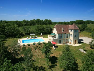Photo for Mongoujou Villa, Sleeps 8 with Pool and WiFi