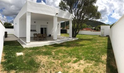 Photo for Chalet in Los Caños de Meca of 600m2 plot next to the countryside and the beach.
