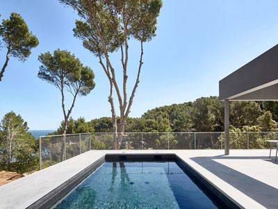 Photo for Modern beach house access seaview 400m