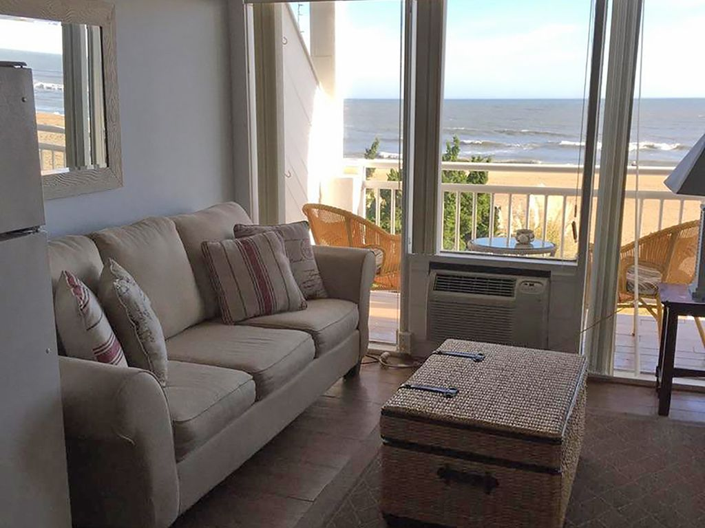 Oceanfront Condo North End Virginia Beach B Vrbo