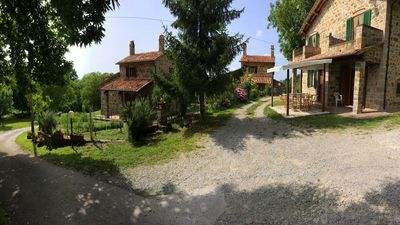 Photo for Holiday Home, Shared Swimming Pool, WiFi, own produce
