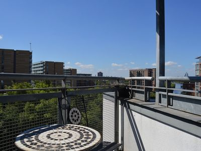 Photo for 2 Bedroom Apartment With Balcony Overlooking River
